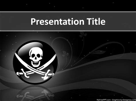 Free Pirates Powerpoint Template Download Free Powerpoint Ppt Pirate Powerpoint Template