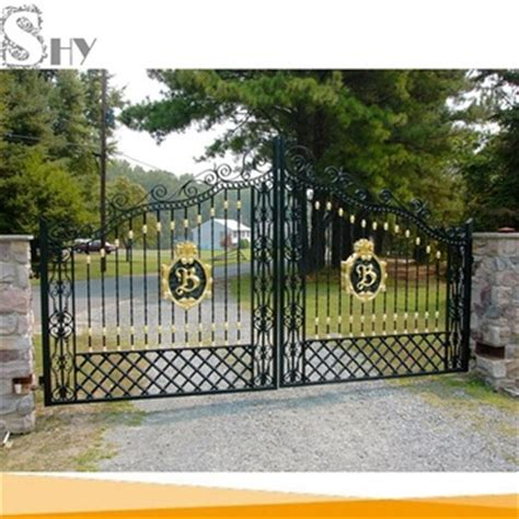 a shade of vire 6 a gate of volume 6 house gate design door wrought iron decorations white