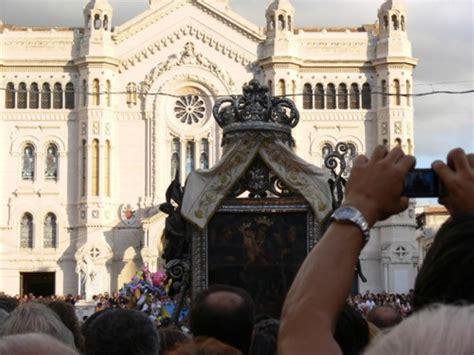 programma festa madonna della consolazione reggio calabria reggio la prossima settimana inizia quot festa i mar 242 nna quot il