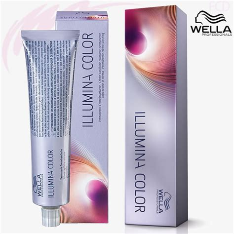 illumina products wella illumina color