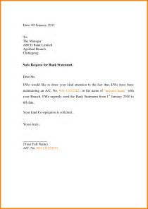 Bank Authorization Letter For Statement bank authorization letter for statement best free