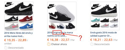 zapatillas nike baratas de aliexpress gu 237 a de compra 2018