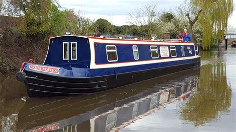 canal boat narrowboat hire luxury narrowboat hire aqua narrow boats