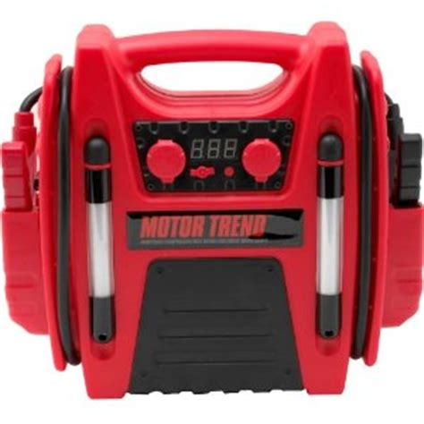 motor trend 11 410 power center jumpstart with compressor