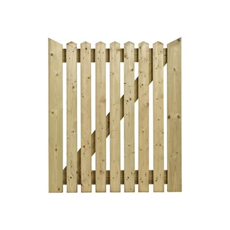 Cottage Fencing Panels by Cottage Fence Longford Fencing
