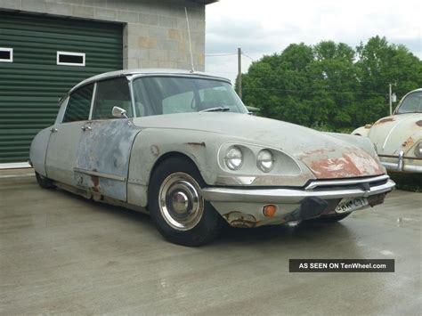 1968 Citroen Ds by 1968 Citroen Ds 19 Project