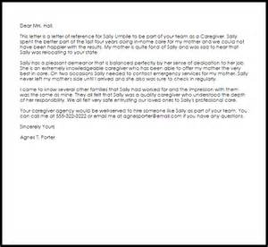 S Thompson Cover Letter by Cover Letter Caregiver Elderly