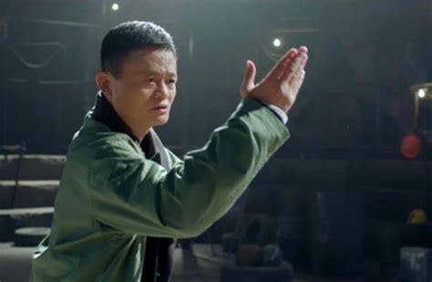 film terbaru jack ma watch jack ma stars in kung fu movie with jet li