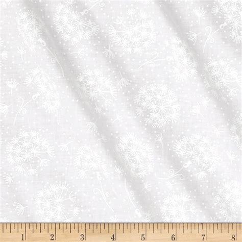 White Tone On Tone Quilt Fabric tone on tone dots flowers white white discount