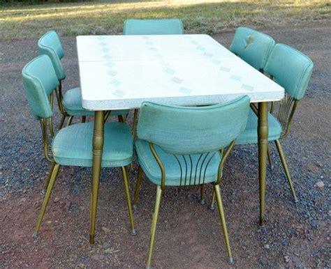 Vintage Kitchen Table Dinette Set Things I Like Dinette Sets Kitchen Dining Tables And Dining Table