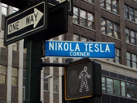 Nikola Tesla Educational Background Nikola Tesla Corner In Ney Yor Free Photos 1541713