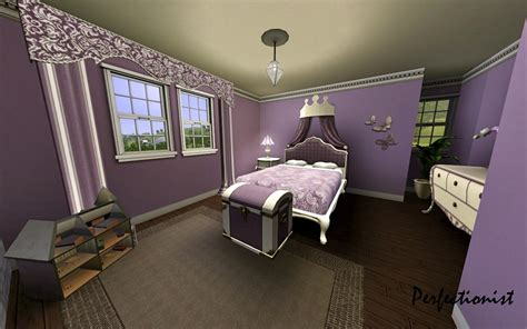 sims 3 bedroom mod the sims 3 bedroom green country style house ts3