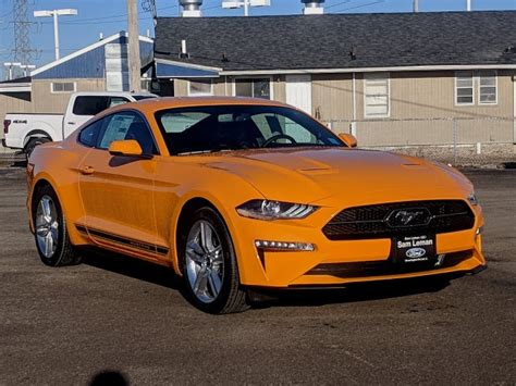 ford mustang ecoboost premium  coupe  bloomington nf sam leman ford