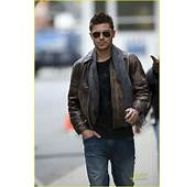 Leather Jackets Are Just Casual Cool Leatherstrendcom