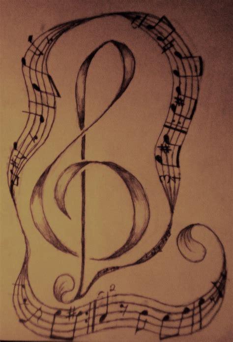 music art tattoo designs simson