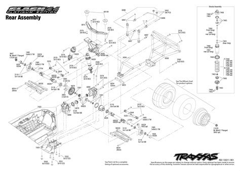 traxxas parts diagram traxxas parts diagram traxxas parts list slash 4x4