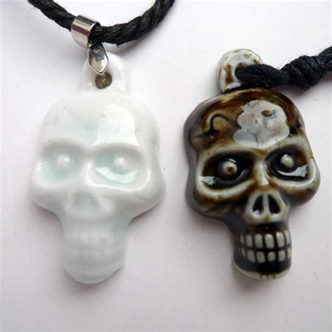 Handmade Ceramic Jewelry - the information is not available right now