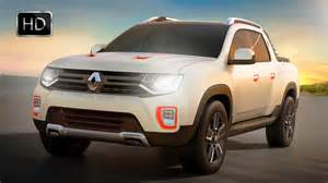 Renault Up 2015 Renault Dacia Duster Oroch Concept Up
