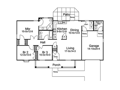Basic Ranch House Plans by Basic Home Design Peenmedia