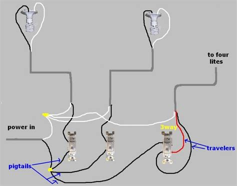 light switch wiring diagram 3 way switch diagram