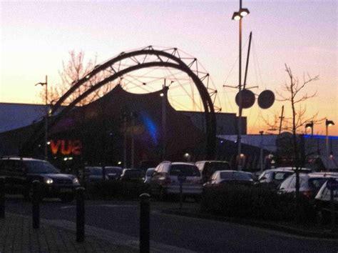 entrance to the vue cinema complex 169 steve fareham