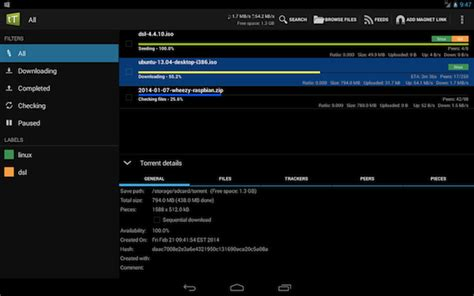 android torrenting app the 4 best torrent downloading apps for android