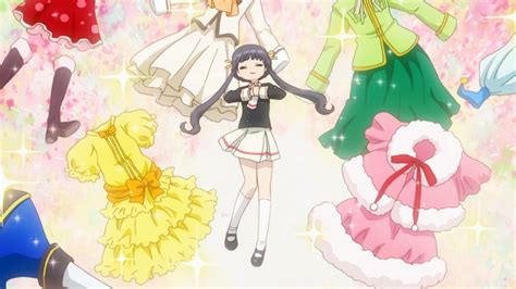 cardcaptor clear card 2 tomoyo daidouji is excited for cardcaptor clear