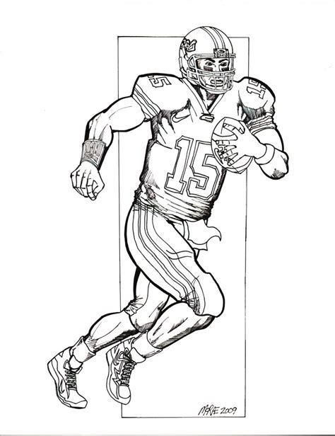 nfl quarterback coloring pages tim tebow coloring pages lsu coloring pages az coloring