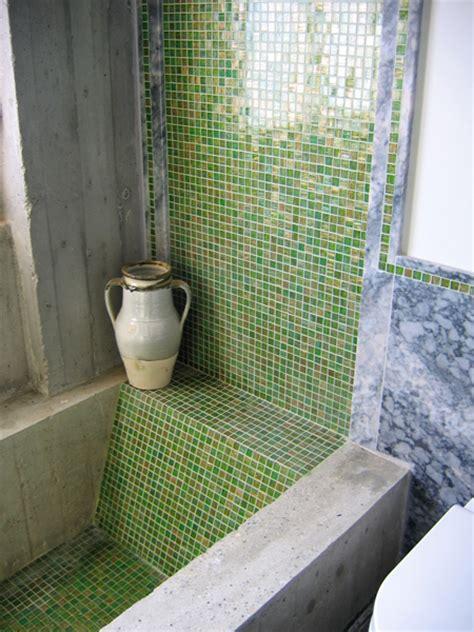 bagno mosaico verde bagno mosaico verde giuseppe di palo architect