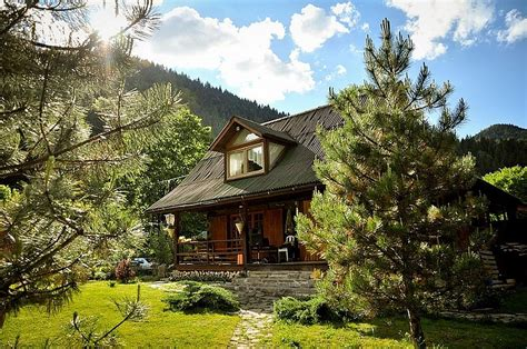 house in the mountains this rustic mountain house will make you wanna move to romania