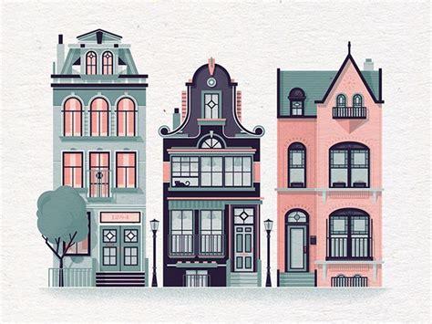 art for house 25 best ideas about house illustration on pinterest