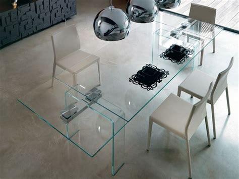 tavoli di cristallo tavolo cristallo tavoli