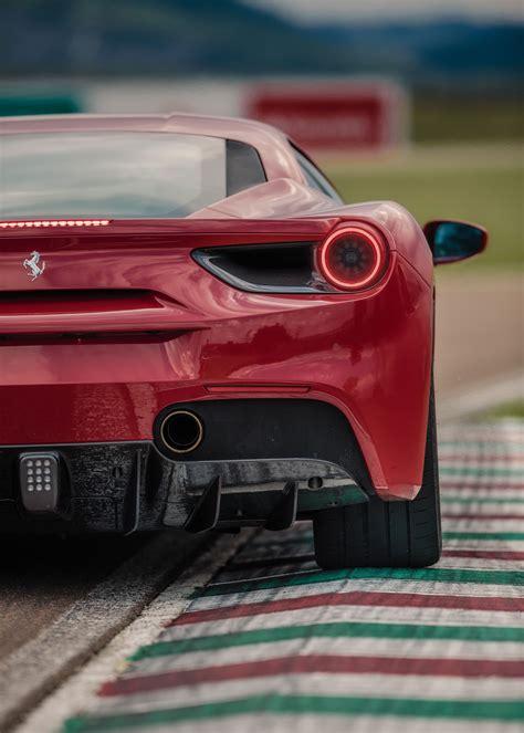 ferrari j50 rear 2016 ferrari 488 gtb review