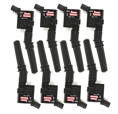 coil pack resistor pertronix 30728 coils thrower ii coil pack style socket black ford setof8 ebay
