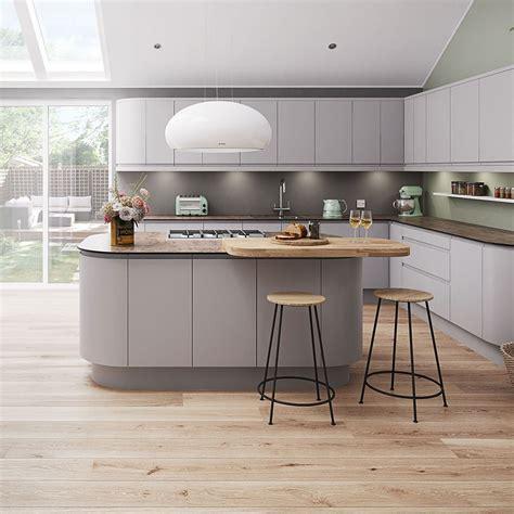 kitchen styles magnet magnet luna matt light grey kitchen luna cashmere