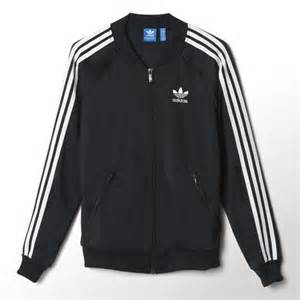 Jaket Adidas Firebirds Navy Pink gwen stefani wears trademark adidas tracksuit jacket