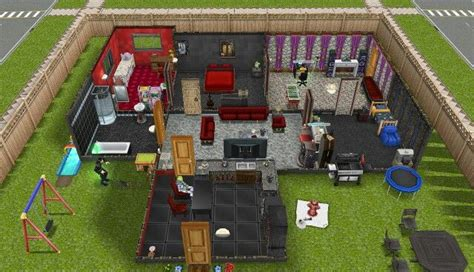my sims freeplay house the sims freeplay house