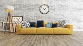 wohnzimmer gelb wohnzimmer ideen mit gelb f 252 r sonnige fr 252 hlingsgef 252 hle
