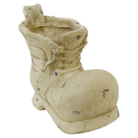 Ceramic Boot Planter by Garden Boot Planter At Joss Joss And I
