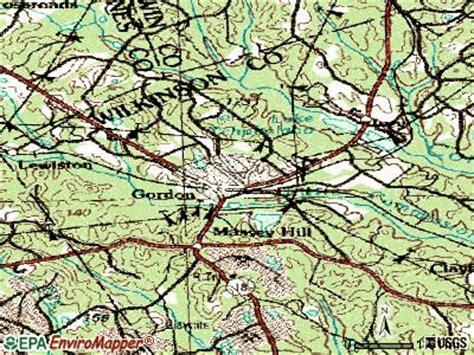 Eastview Nursing Home Macon Ga by Gordon Ga 31031 Profile Population Maps Real