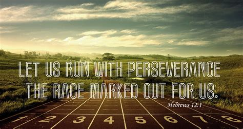 let us run with perseverance online bible institute