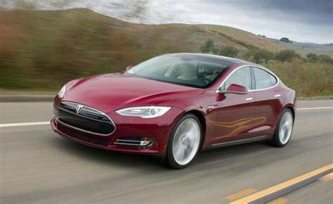 Tesla S 2013 2013 Tesla Model S