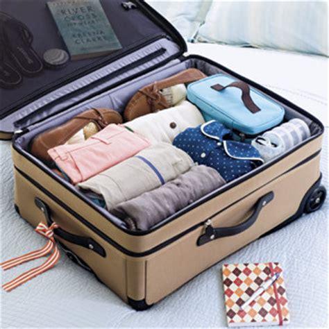 Barang Cengbeng Koper Isi Set tips mudah untuk packing di segala jenis liburan