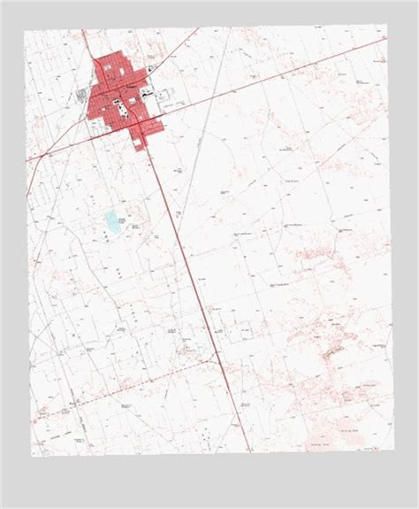 map of kermit texas kermit tx topographic map topoquest