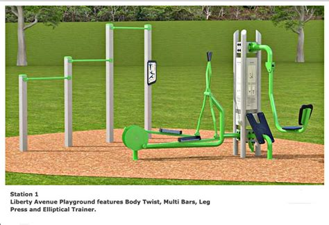 backyard gym equipment knox s first outdoor gym equipment in your backyard
