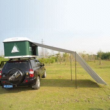 awning for popup cer roof top tent car top pop up cer tent hard shell