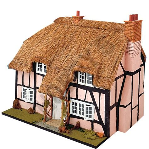 Shop Thatched Cottage Hobby Uk Com Hobbys Thatched Cottage House Plans