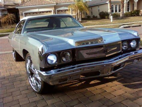 1973 chevy impala donk 1973 chevrolet caprice classic impala convertible 2 door 6