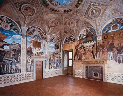 mantova palazzo ducale degli sposi capolavori restituiti la picta di mantegna