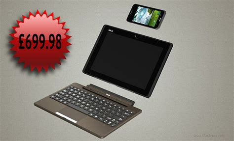 Keyboard Dock Asus Padfone asus padfone to cost 700 pounds in the uk keyboard dock and tablet included